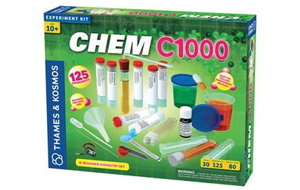 Chemistry kit 'CHEM C1000'