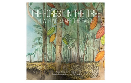 Forest in the tree book cover