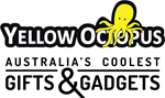 Yellow Octopus new logo